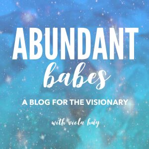 Welcome to the Abundant Babes BLOG!