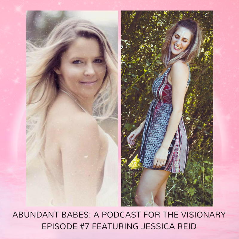 #7 Tuning into your Abundance Blueprint – cuppa with Jessica Reid