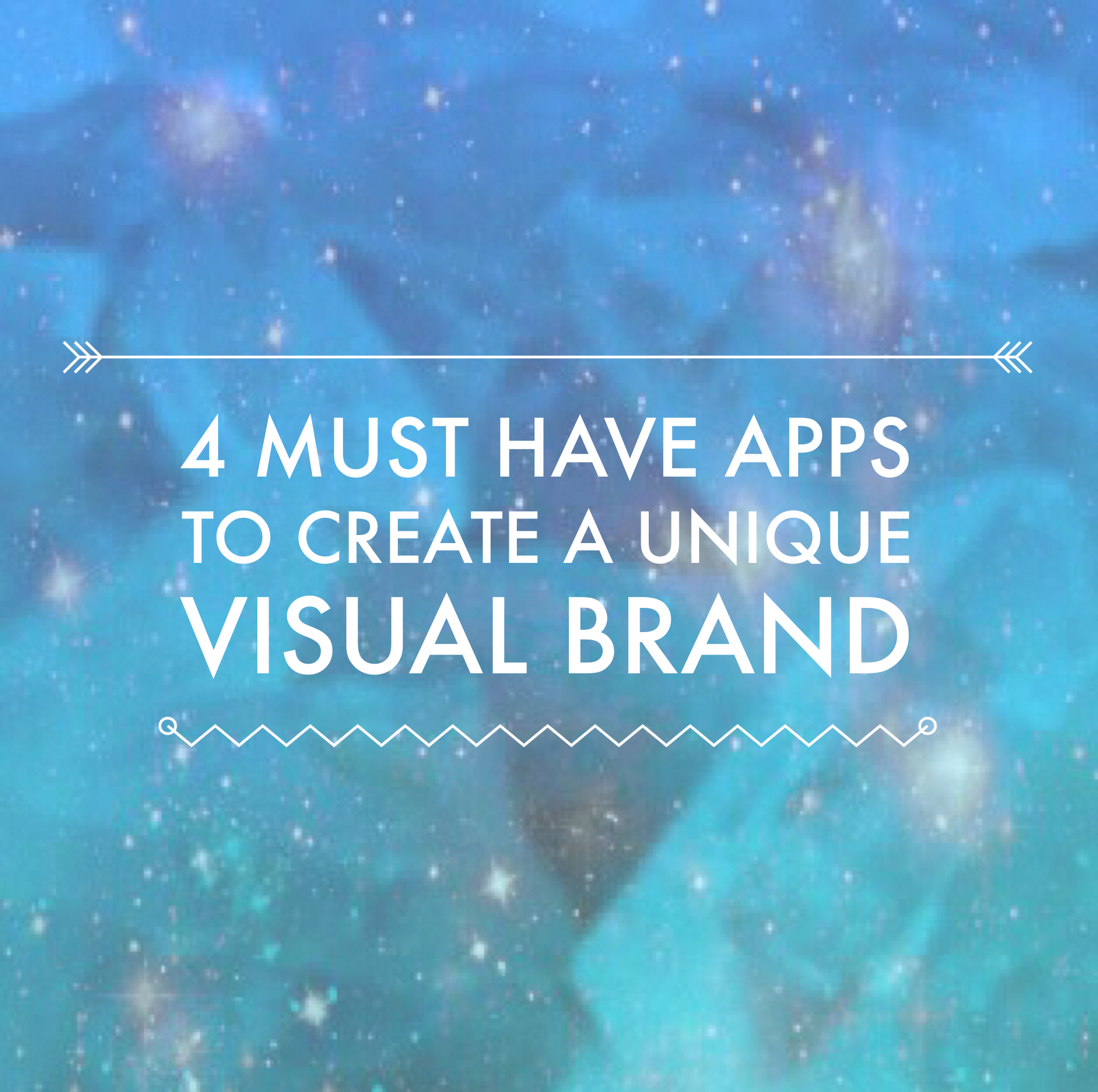 4 must-have apps to create a unique visual online brand